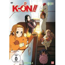 K-ON!! - Staffel 2 - Vol. 1