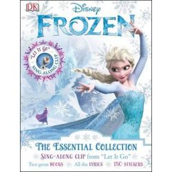 Disney Frozen, The Essential Collection by Dorling Kindersley, 9780241186930.