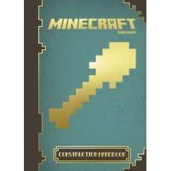 Minecraft, The Official Construction Handbook : Book 4 by Minecraft, 9781405268424.