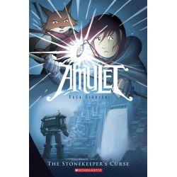 The Stonekeeper's Curse, Amulet Series : Book 2 by Kazu Kibuishi, 9780439846837.
