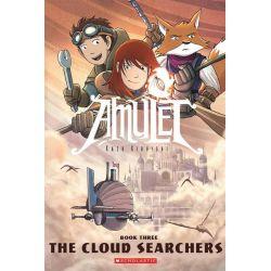 The Cloud Searchers, Amulet Series : Book 3 by Kazu Kibuishi, 9780545208857.