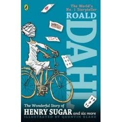 The Wonderful Story of Henry Sugar, and Six More by Roald Dahl, 9780141304700.