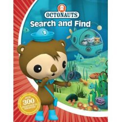 Octonauts : Search and Find by Simon & Schuster, 9781471116421.
