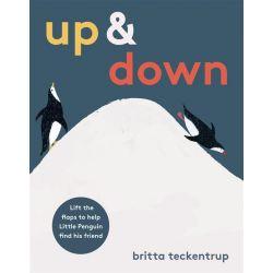 Up & Down by Britta Teckentrup, 9780734415455.