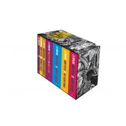 Harry Potter Complete Paperback Box Set Adult Editions by J.K. Rowling, 9781408850756.
