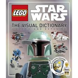 LEGO Star Wars : The Visual Dictionary by Dorling Kindersley, 9781409347309.