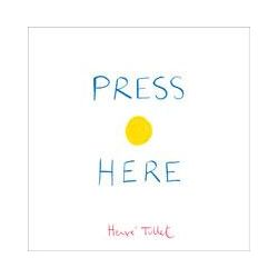 Press Here by Herve Tullet, 9781742375281.