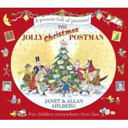 The Jolly Christmas Postman by Janet Ahlberg, 9780141340111.