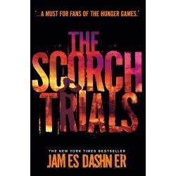 The Scorch Trials, Maze Runner Series : Book 2 by James Dashner, 9781906427795.