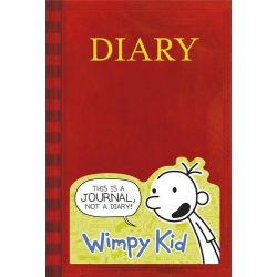 Diary of a Wimpy Kid Journal by Kinney Jeff, 5060312812734.