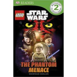 DK Readers Lego Star Wars Episode I : The Phantom Menace, DK Reader Level 2 by DK Publishing, 9780756686932.