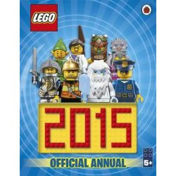 LEGO Official Annual 2015, The Official Annual 2015 by Ladybird, 9780723291268.