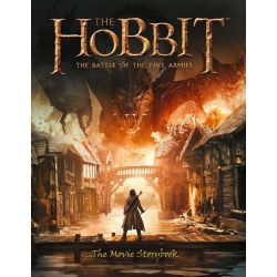 The Hobbit, The Battle of the Five Armies - Movie Storybook by Natasha Hughes, 9780007578450.