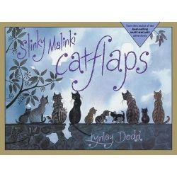 Slinky Malinki Catflaps by Lynley Dodd, 9781582461755.