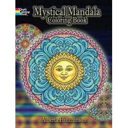 Mystical Mandala Coloring Book by Alberta Hutchinson, 9780486456942.