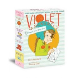 Violet Mackerel's Outside-The-Box Set, Violet Mackerel's Brilliant Plot, Violet Mackerel's Remarkable Recovery, Violet M