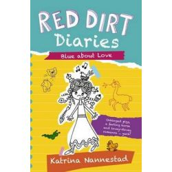 Blue About Love, Red Dirt Diaries : Book 2 by Katrina Nannestad, 9780733333958.