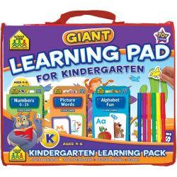 School Zone Kindergarten Learning Pack by School Zone, 9781743637814.