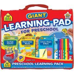 School Zone Preschool Learning Pack by School Zone, 9781743637807.
