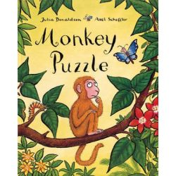 Monkey Puzzle by Julia Donaldson, 9780333720011.