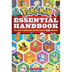 Pokemon, Essential Handbook by Inc Scholastic, 9780545427715.