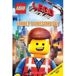Lego the Lego Movie, Emmet's Awesome Day by Anna Holmes, 9780545795395.