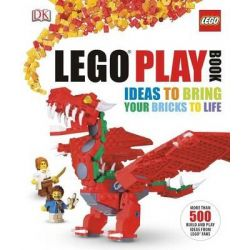 Lego Play Book, Ideas to Bring Your Bricks to Life by Daniel Lipkowitz, 9781465414120.