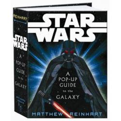 Star Wars: Pop-Up by Matthew Reinhart, 9780439882828.