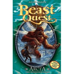 Arcta the Mountain Giant, Beast Quest : Book 3 by Adam Blade, 9781846164842.