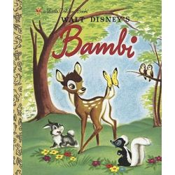 Bambi (Disney Bambi) by Random House Disney, 9780736423083.
