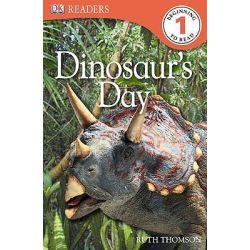 DK Readers : Dinosaur's Day, DK Reader Level 1 by DK Publishing, 9780756655853.