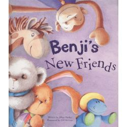 Benji's New Friends by Jillian Harker, 9781445455525.