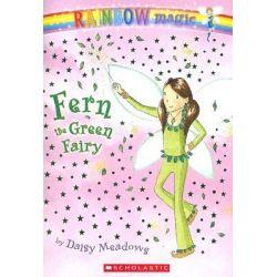 Rainbow Magic : Fern the Green Fairy, The Rainbow Fairies : Book 4 by Daisy Meadows, 9780439744676.
