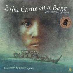 Ziba Came on a Boat by Liz Lofthouse, 9780143505518.