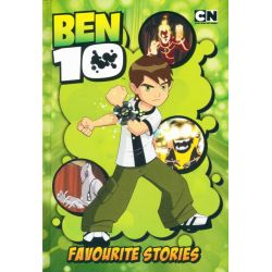 Ben 10 Favourite Stories by Barry Hutchison, 9780603565847.