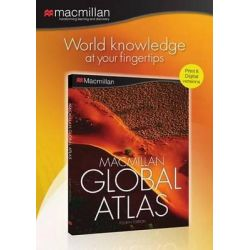 Macmillan Global Atlas by Rob Berry, 9781420232073.