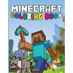 Minecraft Coloring Book, Fun Minecraft Drawings for Kids by Minecraft Books, 9781499168518.