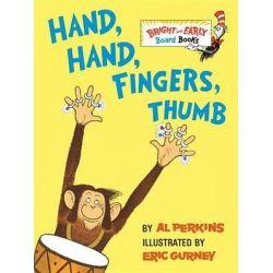 Hand, Hand, Fingers, Thumb by Al Perkins, 9780679890485.