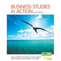 Business Studies in Action HSC Course 5E & eBookPLUS by Chapman, 9780730309055.