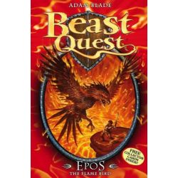 Epos the Flame Bird, Beast Quest : Book 6 by Adam Blade, 9781846164873.