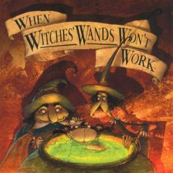 When Which Witches Wand's Won't Work by Poly Bernatene, 9781845396350.