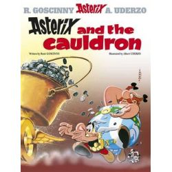 Asterix and the Cauldron, Asterix Series : Book 13 by Rene Goscinny, 9780752866291.