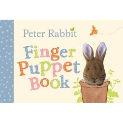 Peter Rabbit Finger Puppet Book, Peter Rabbit Baby Books by Beatrix Potter, 9780723287124.