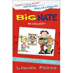 Mr Popularity, Big Nate : Book 4 by Lincoln Peirce, 9780007559275.
