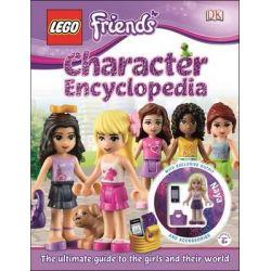 Lego Friends Character Encyclopedia by Dorling Kindersley, 9781409347392.