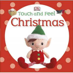 DK Touch and Feel Christmas by Dorling Kindersley, 9781409357162.