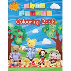 Play School Colouring Book by Play School, 9780733331428.