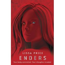 Enders by Lissa Price, 9780857531360.
