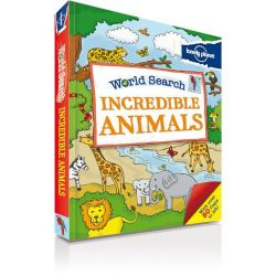 Incredible Animals, Lonely Planet World Search by Lonely Planet, 9781743219218.