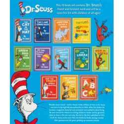 Dr Seuss , 12 x Paperback Books in a Slipcase by Dr Seuss, 9780007923489.